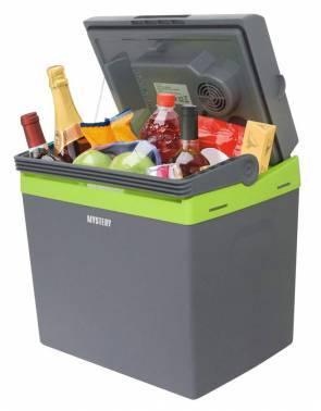 Автохолодильник Mystery MTC-25 серый / зеленый