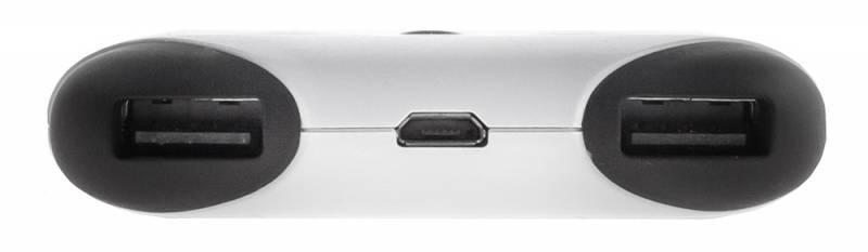 Мобильный аккумулятор BURO RA-10000PD-WT Panda белый (RA-10000PD-WT) - фото 6