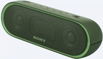Акустическая система моно Sony SRS-XB20 зеленый