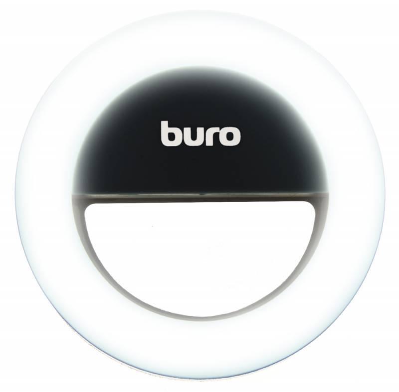 Вспышка для селфи Buro RK-14-BK черный - фото 2