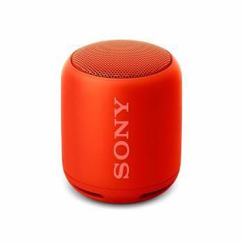 Акустическая система моно Sony SRS-XB10 красный