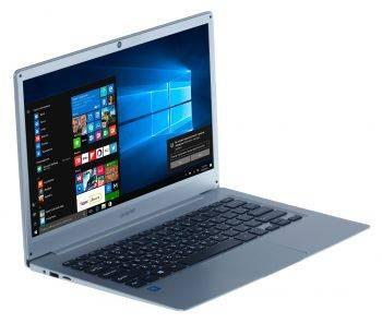 Ноутбук 13.3 Digma EVE 300 серебристый
