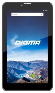 Планшет 7 Digma Plane 7521 4G 16ГБ черный (PS7134ML)