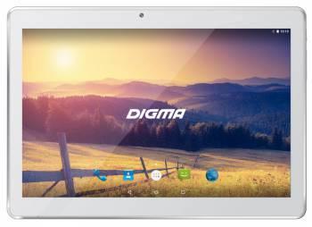 "Планшет 10.1"" Digma Plane 1524 3G 16ГБ белый (PS1136MG)"