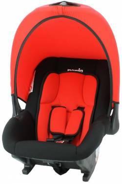 Автокресло детское Nania Baby Ride ECO (red) красный / черный