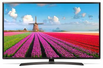 Телевизор LED 43 LG 43LJ595V черный