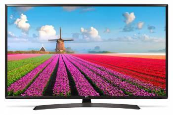 Телевизор LED 49 LG 49LJ595V черный