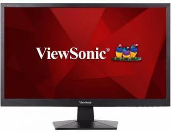 Монитор 23.6 ViewSonic VA2407H черный