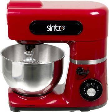 Миксер Sinbo SMX 2743 красный