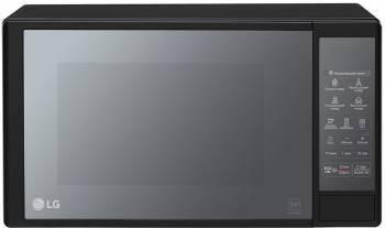Микроволновая Печь LG MW20R46DARB черный, мощность 700Вт, объем 20л, покрытие камеры Антибактериальное легкоочищаемое покрытие EasyClean, электронное управление
