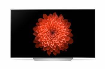 Телевизор LED 55 LG OLED55C7V титан / белый