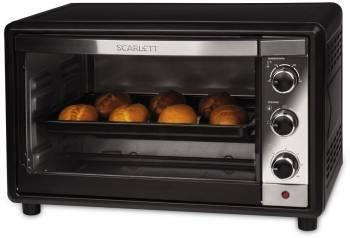 Мини-печь Scarlett SC-EO93O18 черный