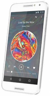 Смартфон Alcatel A3 5046D 16ГБ белый