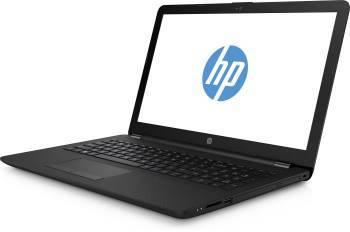 Ноутбук 15.6 HP 15-bs007ur черный