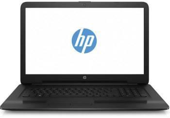 Ноутбук 17.3 HP 17-bs007ur черный