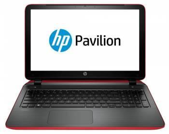 Ноутбук 15.6 HP 15-bw032ur красный