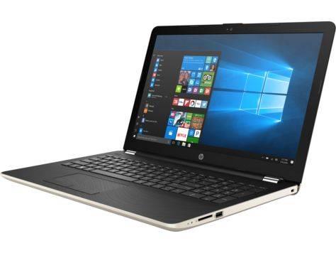 """Ноутбук 15.6"""" HP 15-bw507ur (2FM99EA) золотистый - фото 2"""