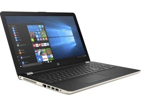 """Ноутбук 15.6"""" HP 15-bw507ur (2FM99EA) золотистый - фото 3"""