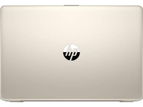 """Ноутбук 15.6"""" HP 15-bw507ur (2FM99EA) золотистый - фото 4"""