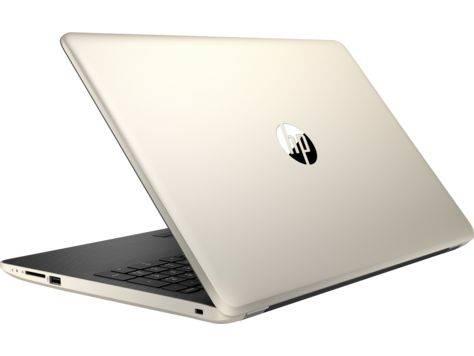 """Ноутбук 15.6"""" HP 15-bw507ur (2FM99EA) золотистый - фото 5"""