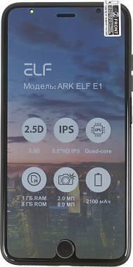 Смартфон ARK Elf E1 8ГБ черный металлик