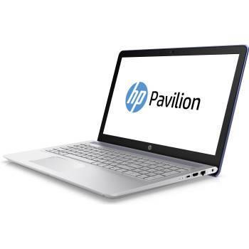 Ноутбук HP Pavilion 15-cc523ur, процессор Intel Core i3 7100U, оперативная память 4Gb, жесткий диск 500Gb, видеокарта Intel HD Graphics 620, диагональ 15.6, 1920x1080, Windows 10 64-bit, синий (2CT22EA)