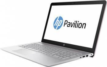 Ноутбук HP Pavilion 15-cc525ur, процессор Intel Core i3 7100U, оперативная память 4Gb, жесткий диск 500Gb, видеокарта Intel HD Graphics 620, диагональ 15.6, 1920x1080, Windows 10 64-bit, розовый (2CT24EA)