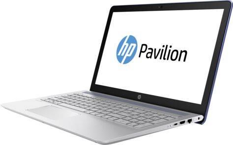 "Ноутбук 15.6"" HP Pavilion 15-cc526ur (2CT25EA) синий - фото 2"