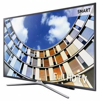 Телевизор LED 32 Samsung UE32M5500AUXRU титан