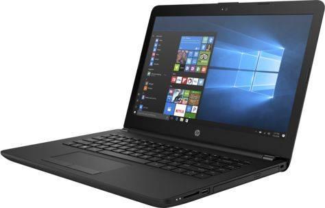 """Ноутбук 14"""" HP 14-bs028ur (2CN71EA) черный - фото 2"""