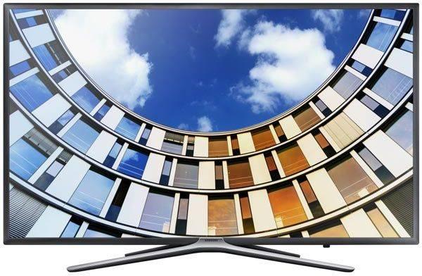 "Телевизор LED 55"" Samsung UE55M5500AUXRU черный - фото 1"