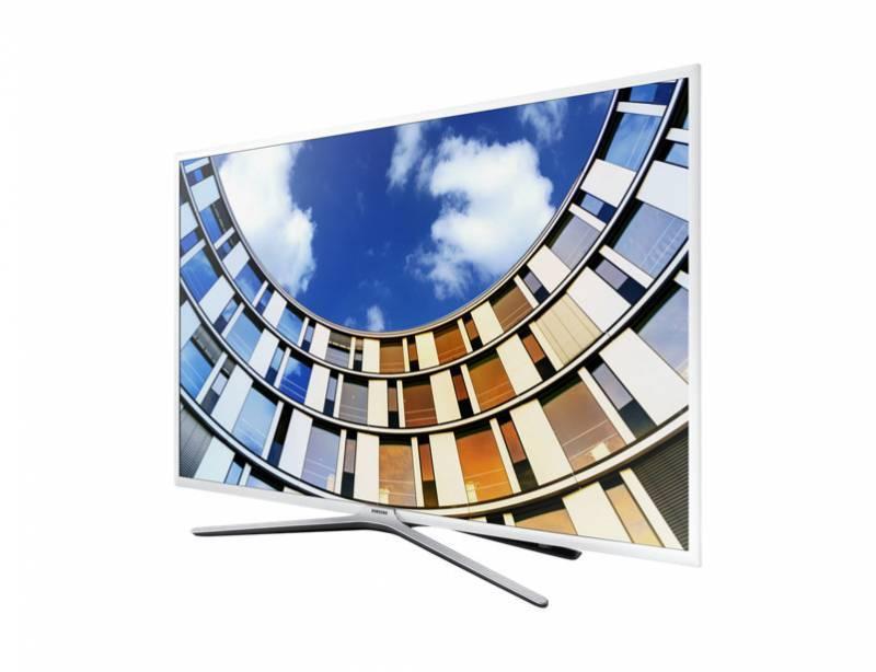 """Телевизор LED 55"""" Samsung UE55M5510AUXRU белый - фото 2"""