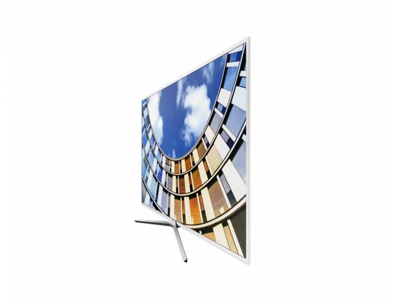 """Телевизор LED 55"""" Samsung UE55M5510AUXRU белый - фото 6"""