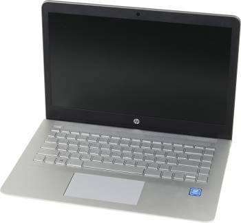 Ноутбук 14 HP Pavilion 14-bk004ur (2CV44EA) серебристый