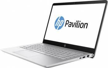 Ноутбук 14 HP Pavilion 14-bf009ur серебристый