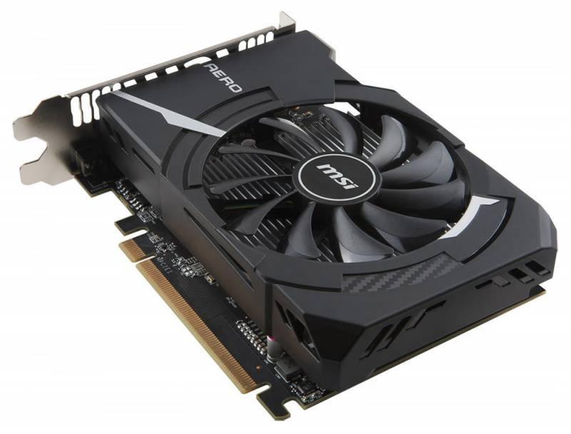 Видеокарта MSI RX 560 AERO ITX 4G OC 4096 МБ - фото 3