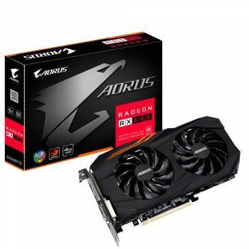 Видеокарта Gigabyte Radeon RX 580 AORUS-4GD 4096 МБ (GV-RX580AORUS-4GD)
