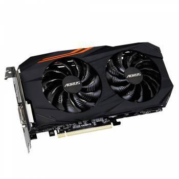 Видеокарта Gigabyte Radeon RX 580 AORUS-8GD 8192 МБ (GV-RX580AORUS-8GD)