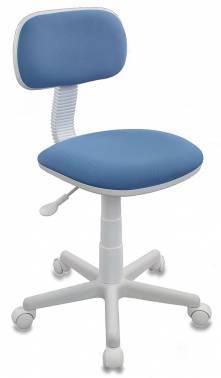 Кресло детское Бюрократ CH-W201NX голубой (CH-W201NX/26-24)