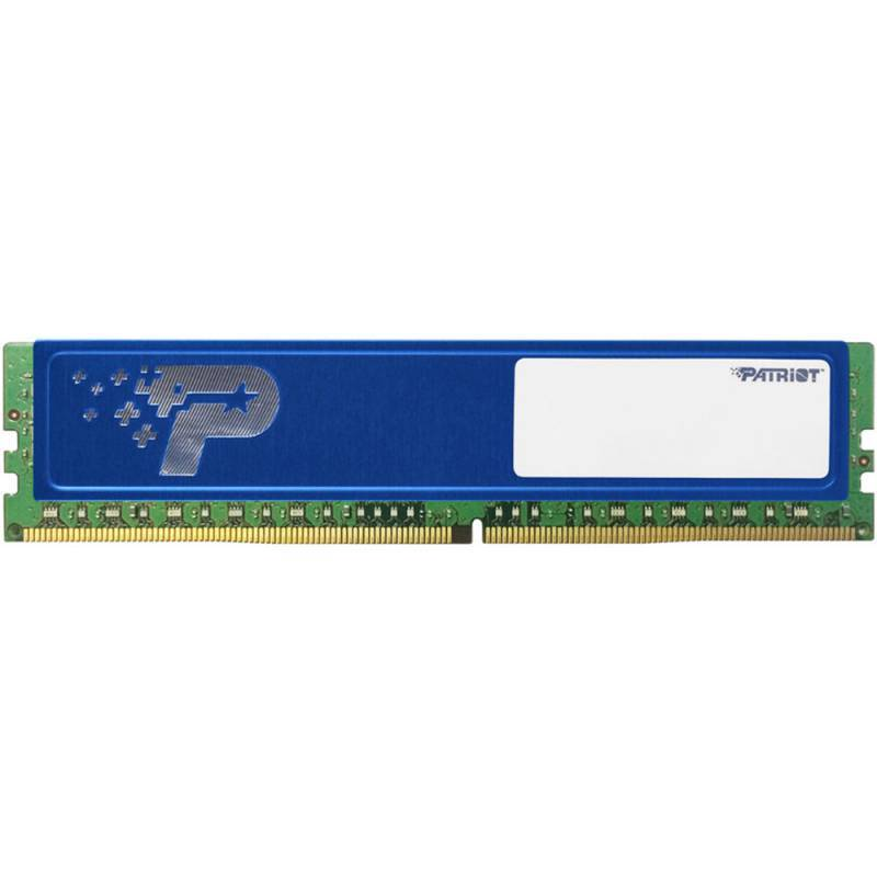 Модуль памяти DIMM DDR4 4Gb Patriot (PSD44G240081H) - фото 1