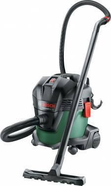 Строительный пылесос Bosch UniversalVac15 зеленый (06033D1100)