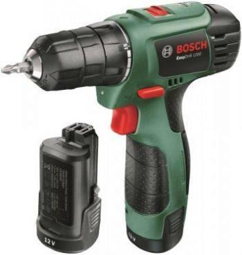 Дрель-шуруповерт Bosch EasyDrill 1200 (06039A210B)