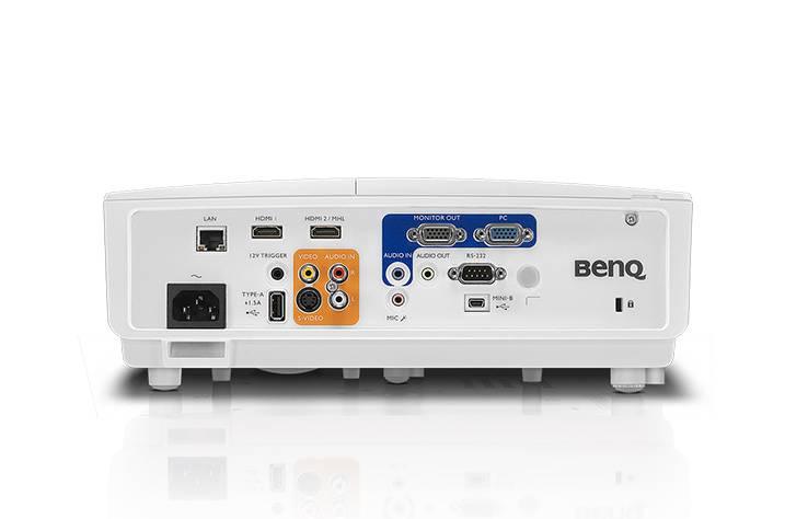 Проектор Benq SH753 черный (9H.JGJ77.24E) - фото 3