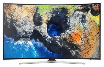 Телевизор LED 49 Samsung UE49MU6300UXRU черный