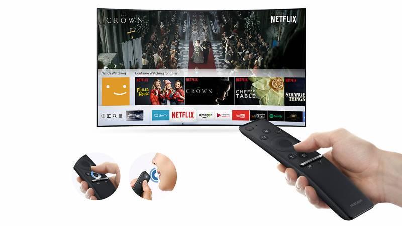 """Телевизор LED 65"""" Samsung UE65MU6300UXRU черный - фото 4"""