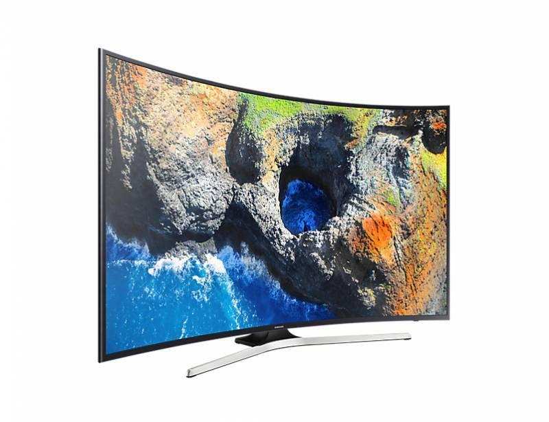 """Телевизор LED 65"""" Samsung UE65MU6300UXRU черный - фото 3"""