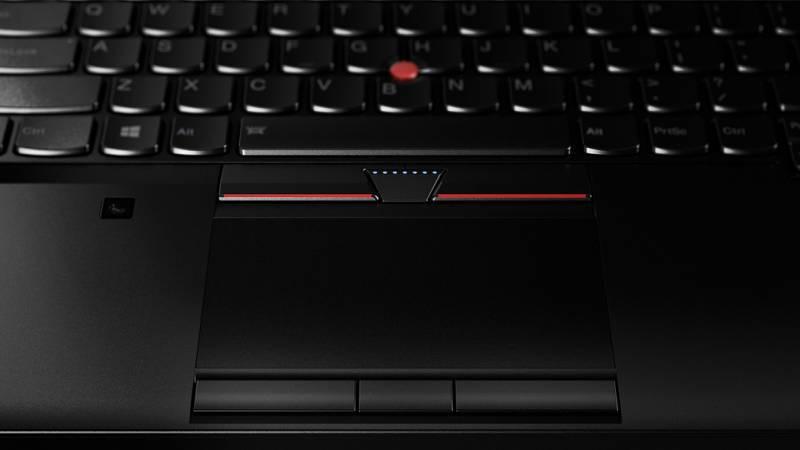 "Ноутбук 15.6"" Lenovo ThinkPad P51 черный (20HH001RRT) - фото 4"