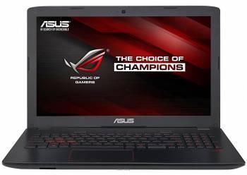 Ноутбук 15.6 Asus ROG GL552VW-CN923D серый