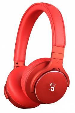 Наушники с микрофоном A4 Bloody M510 красный