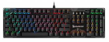 Клавиатура A4Tech Bloody B810R Battlefield черный (B810R)